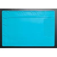 Silicone soldering pad, heat-resistant, antistatic, 33cm x 23cm