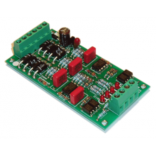 Feedbackmodul Built, Lussi 8014