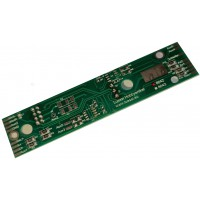 PCB for Marklin locos X12 / BR128.  8 pin interface. Luessi 8042