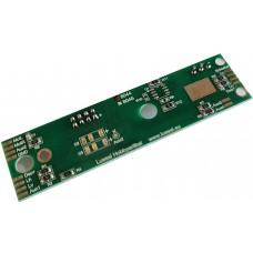 PCB for Marklin Locos BR152. 8 pin interface. Luessi 8044