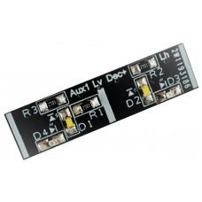 Light module for Marklin Ae 6/6 a.o. Lussi 8085