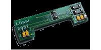 Light module for Marklin Re 460. White/red/head light. Lussi 8087