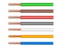 Litzensatz für Lokumbauten, 10 Farben