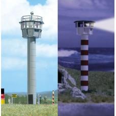 Beobachtungsturm, Leuchtturm