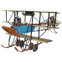 Tin Plate Airplane