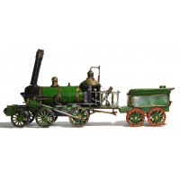 Tin Plate Locomotive