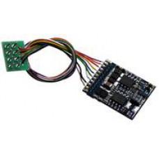 Lokpilot V4.0, Multiprotokoll, 8 pol. Stecker. ESU 54610