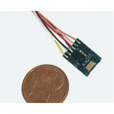 LokPilot micro V4.0, MM/DCC/SX. ESU 54683