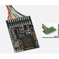 Lokpilot V4.0 M4, Multiprotokoll, 8 pol. Stecker. ESU 64610