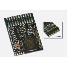 Lokpilot V4.0 M4, MM/DCC/SX/mfx, 21MTC Interface. ESU 64614