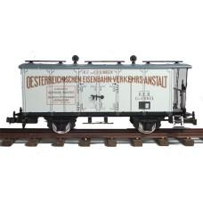 Kühlwagen B.E.B. für Mineralwasser