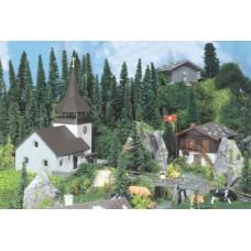 Schweizerische Alpenhäuser II
