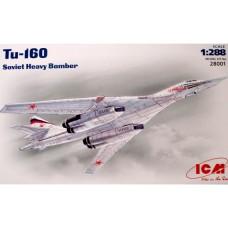 Sowjetischer schwerer Bomber Tu-160