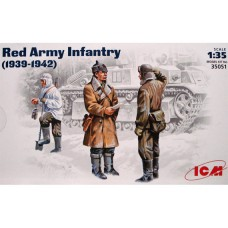 Rote Armee Infanterie