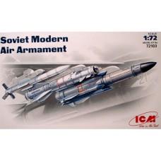 Sowjetische moderne Kampfflugzeug-Waffen