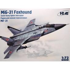 Russischer Abfangjäger MiG-31 Foxhound