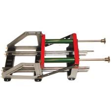 Tin Plate Dreileiter Prellbock