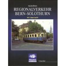 Regionalverkehr Bern-Solothurn, Band 1