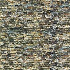Spur N Mauerplatte Naturstein