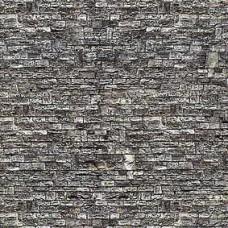 Spur N Mauerplatte Haustein