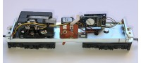 Digitising an analogue locomotive with a sound decoder, Marklin/Trix/HAG. Lussi 1003