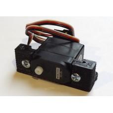 Braket for fixing mini servo. Lussi 7002