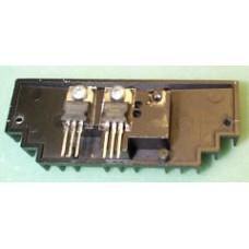 Pair of transistors BDW93C and BDW94C. Lussi 8001