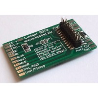 Universal Decoder Adapter, customized, 21mtc. Lussi 8079c