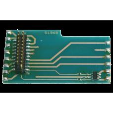 Adapter PCB 21MTC for Marklin Locos, ESU 51968