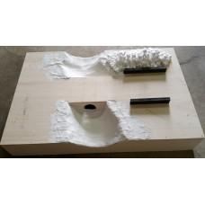 Kit Helis Normal-Size Module, 72cm. Luessi 7102