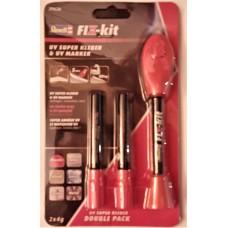 UV Super-Kleber. Revell Fix-kit 39625