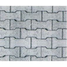 Spur N Kalksandsteinmauer grau