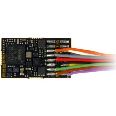 Miniature sound decoder, 8 pin, with mfx, Zimo MS480R